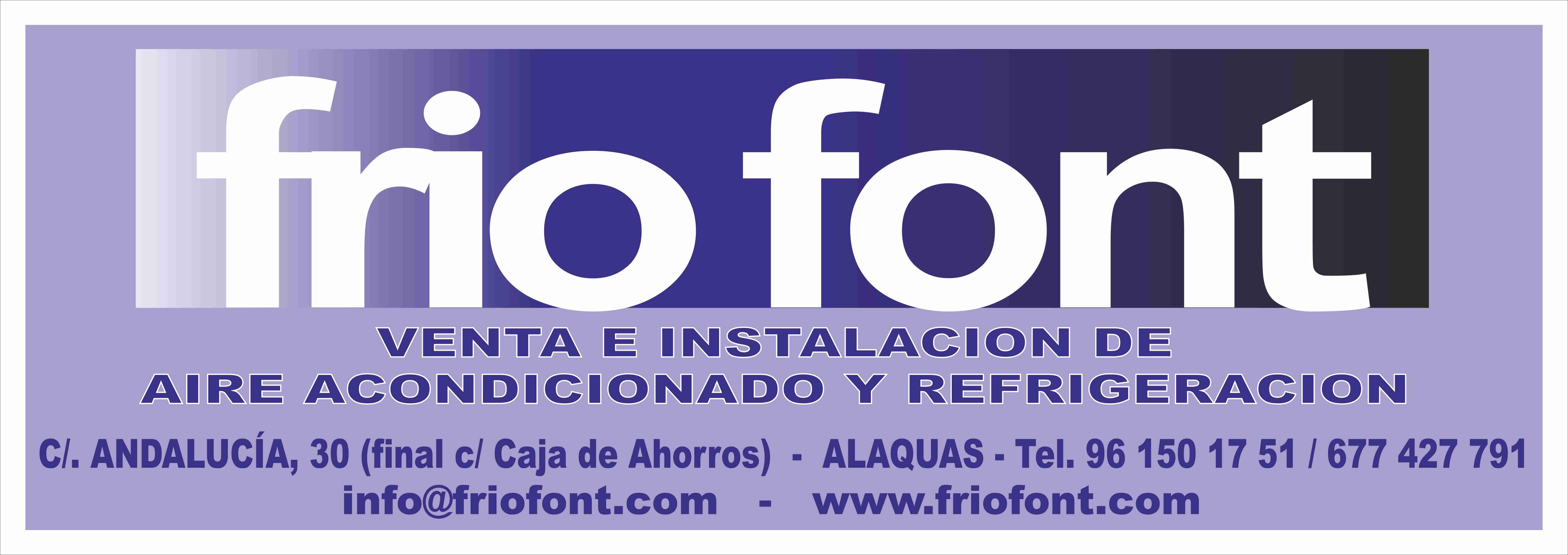 Friofont