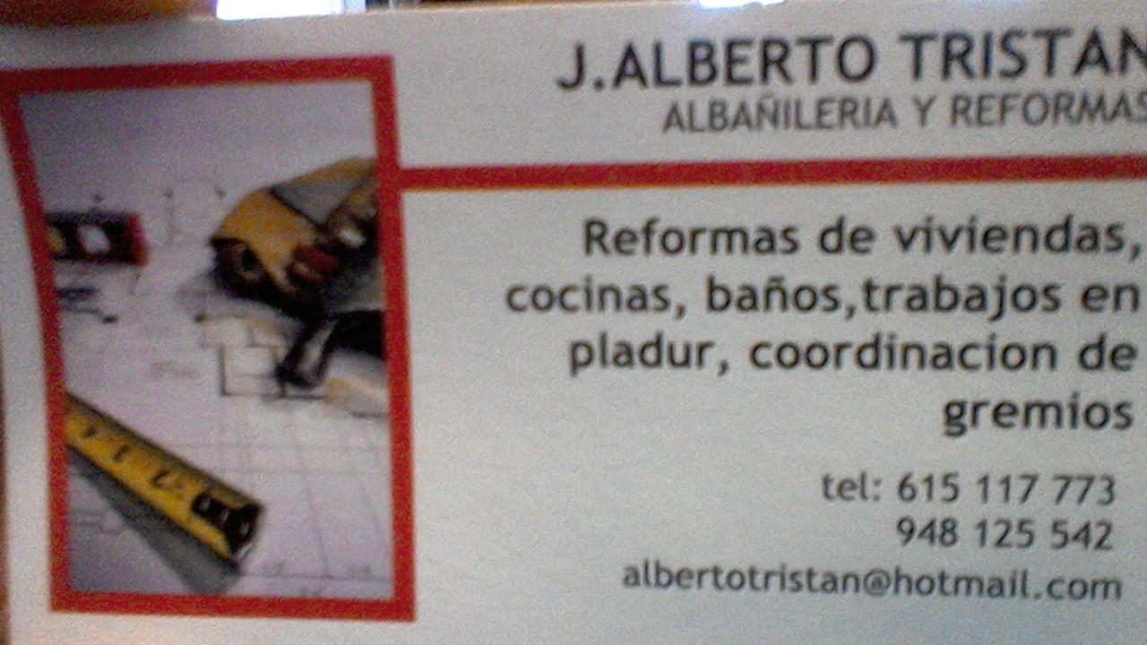 Albañileria Alberto Tristan