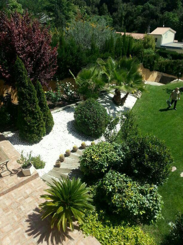 Jardins I Piscines Verd I Blau