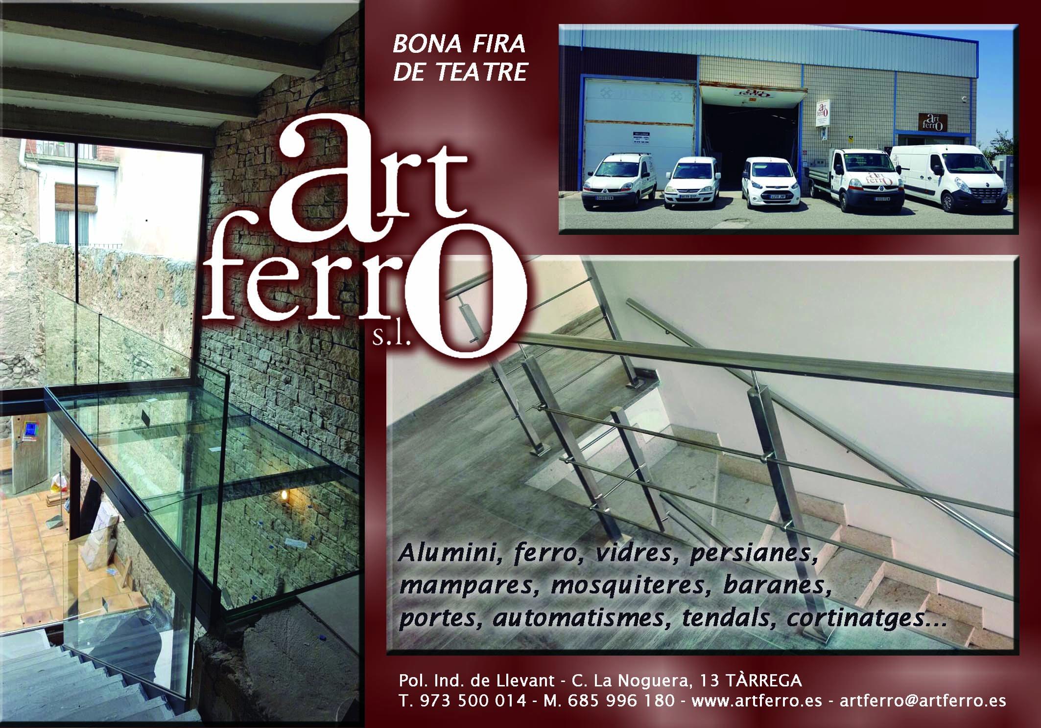 Art Ferro S.L.