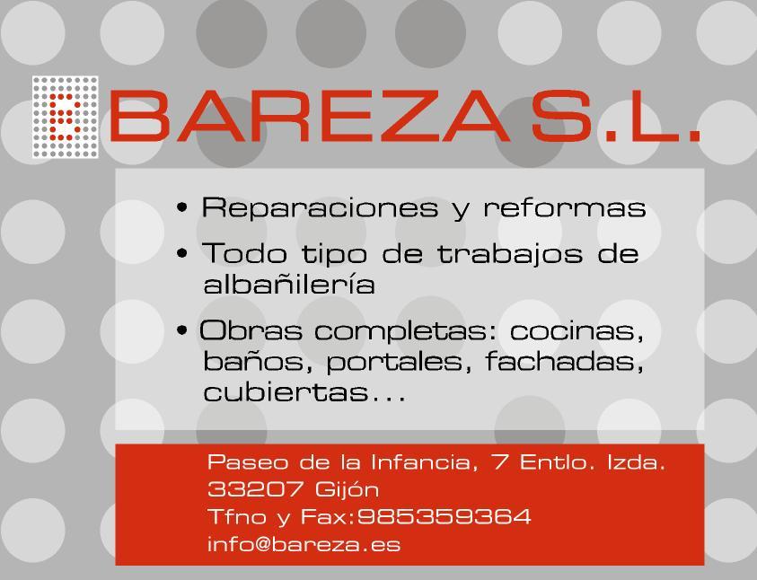 Bareza S.L.