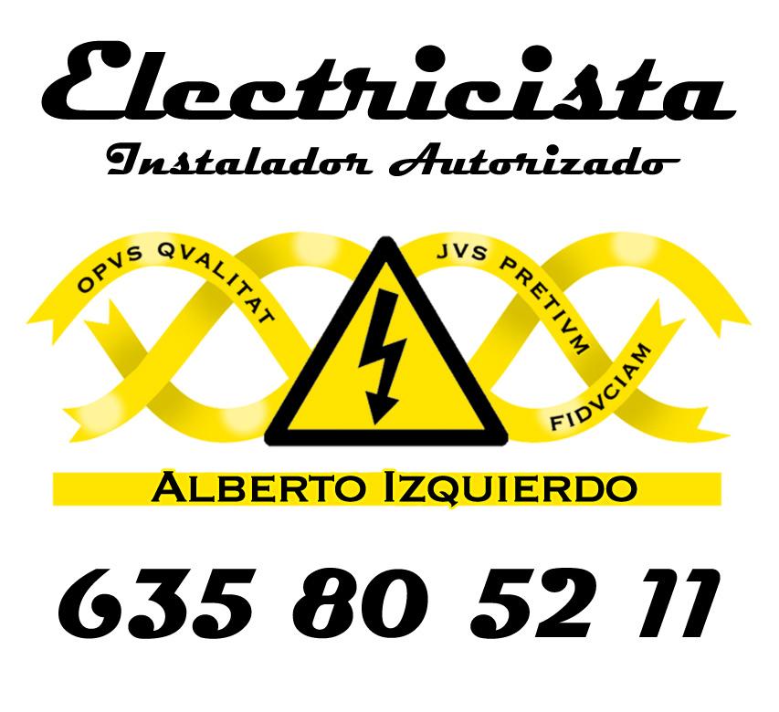Eléctrico Alberto Izquierdo