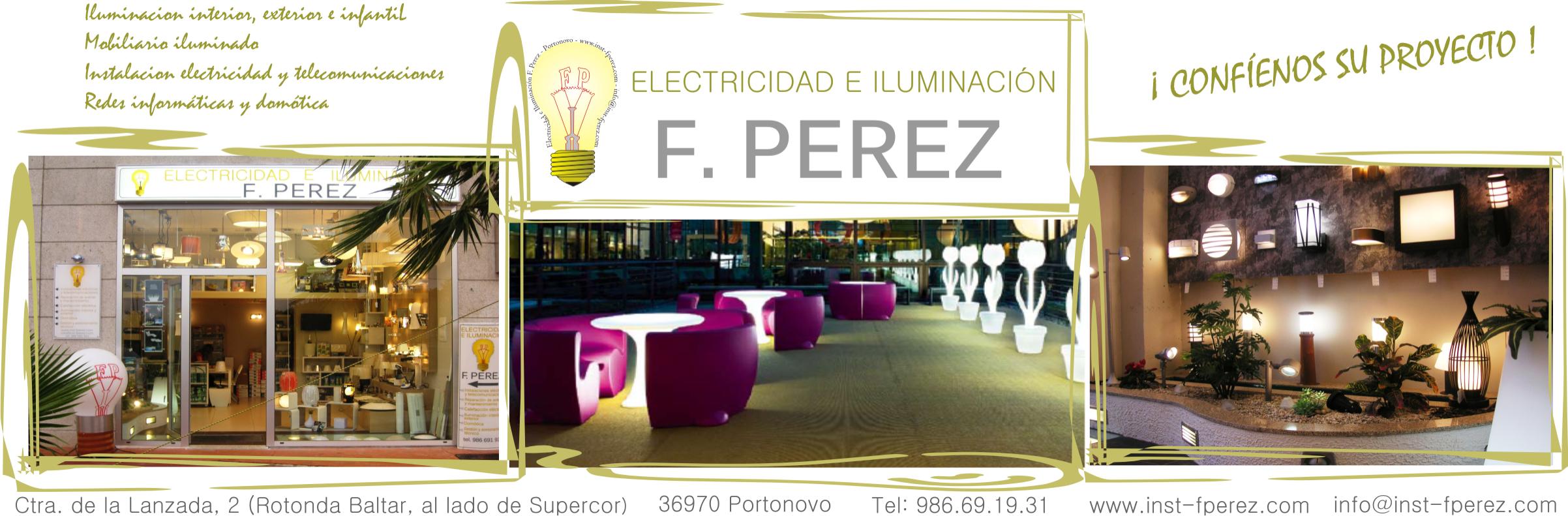Electricidad E Iluminacion F. Perez