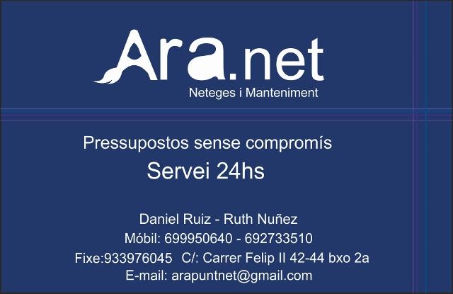 Ara.net Scp