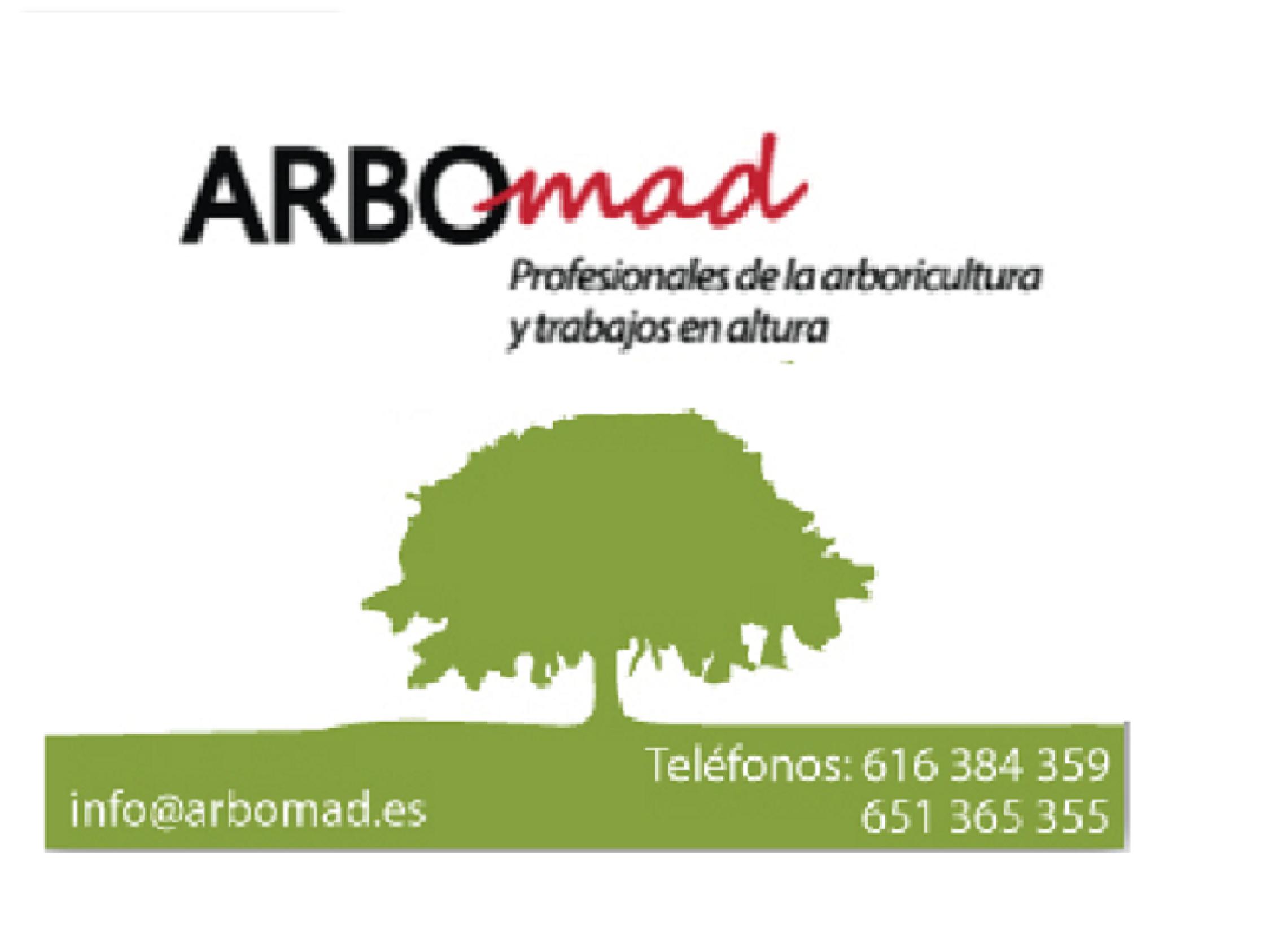 Arboricultura y Verticales Arbomad