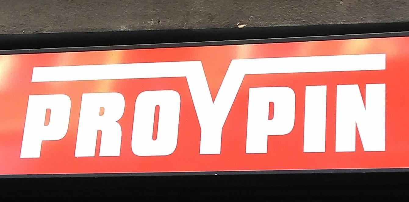 Proypin