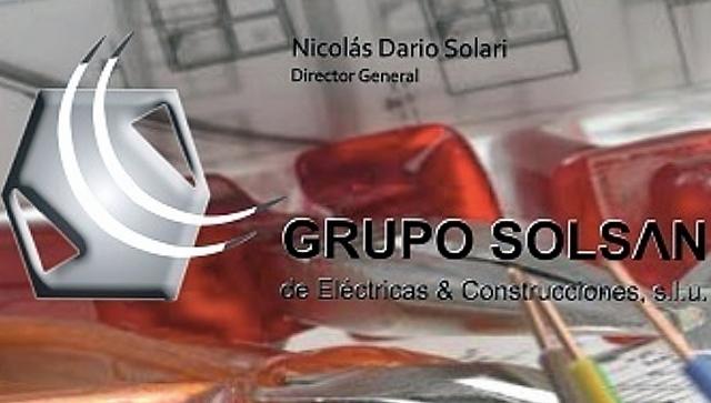 Solsan De Electricas Y Construcciones,s.l.
