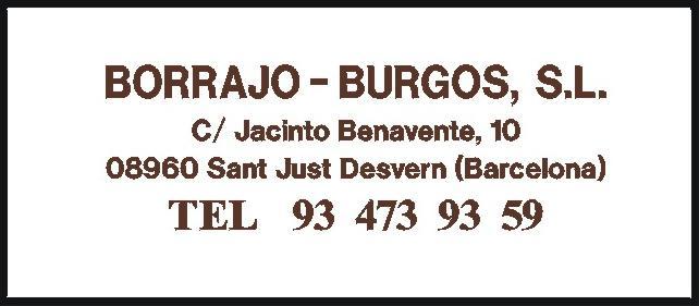 Carpintería Borrajo Burgos