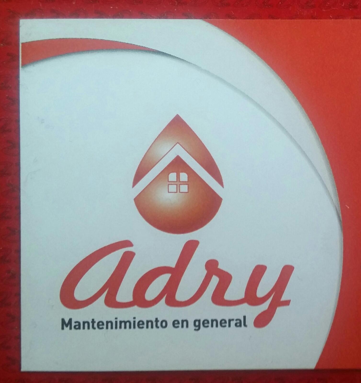Adry.mantenimiento En General.