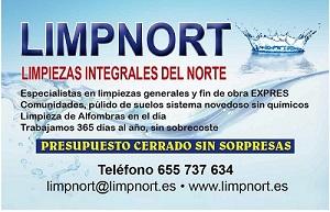 Limpnort Limpieas Integrales Del Norte