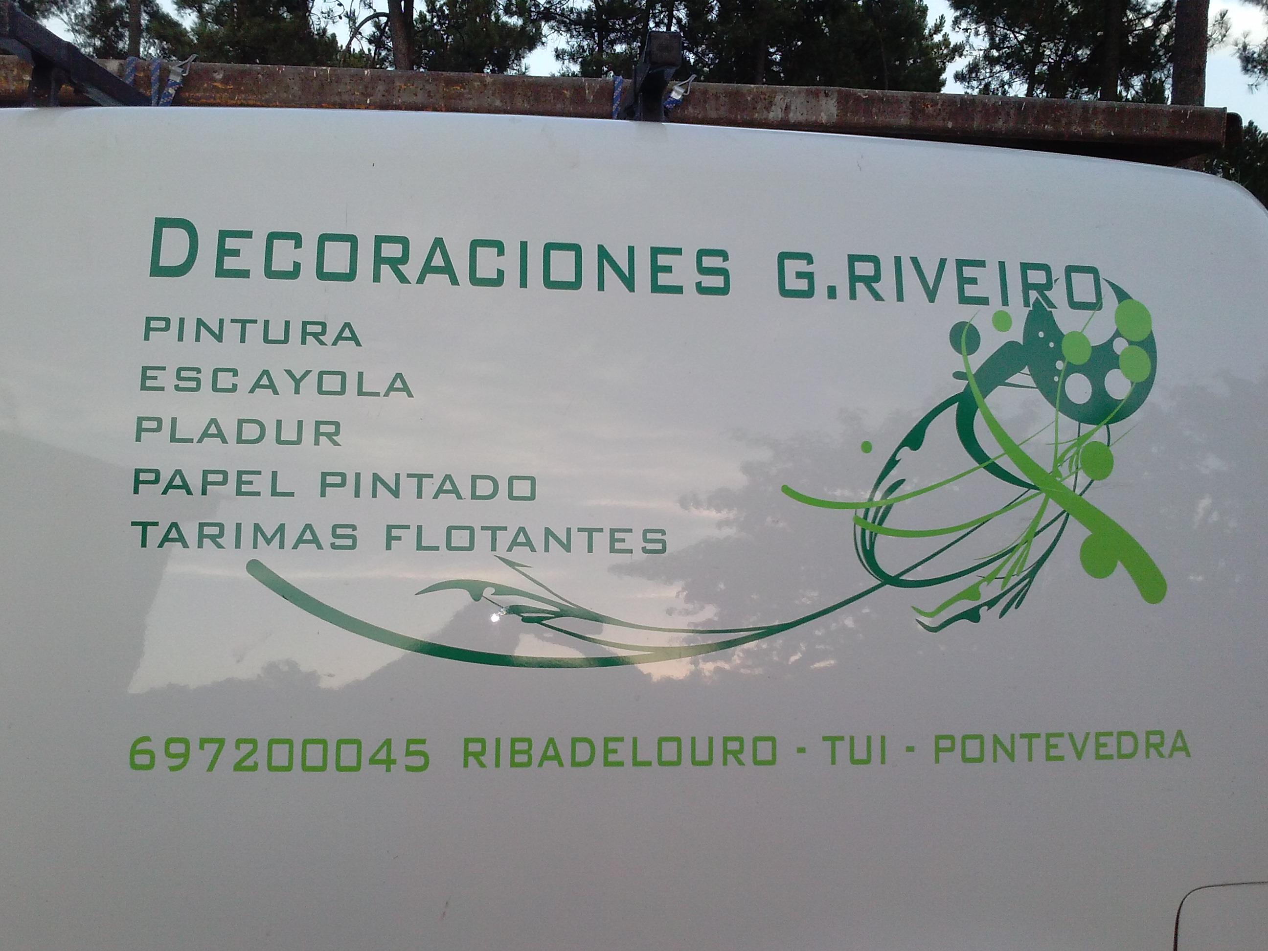 Decoraciones G. Riveiro