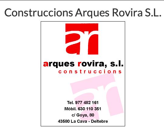 Arques Rovira Sl