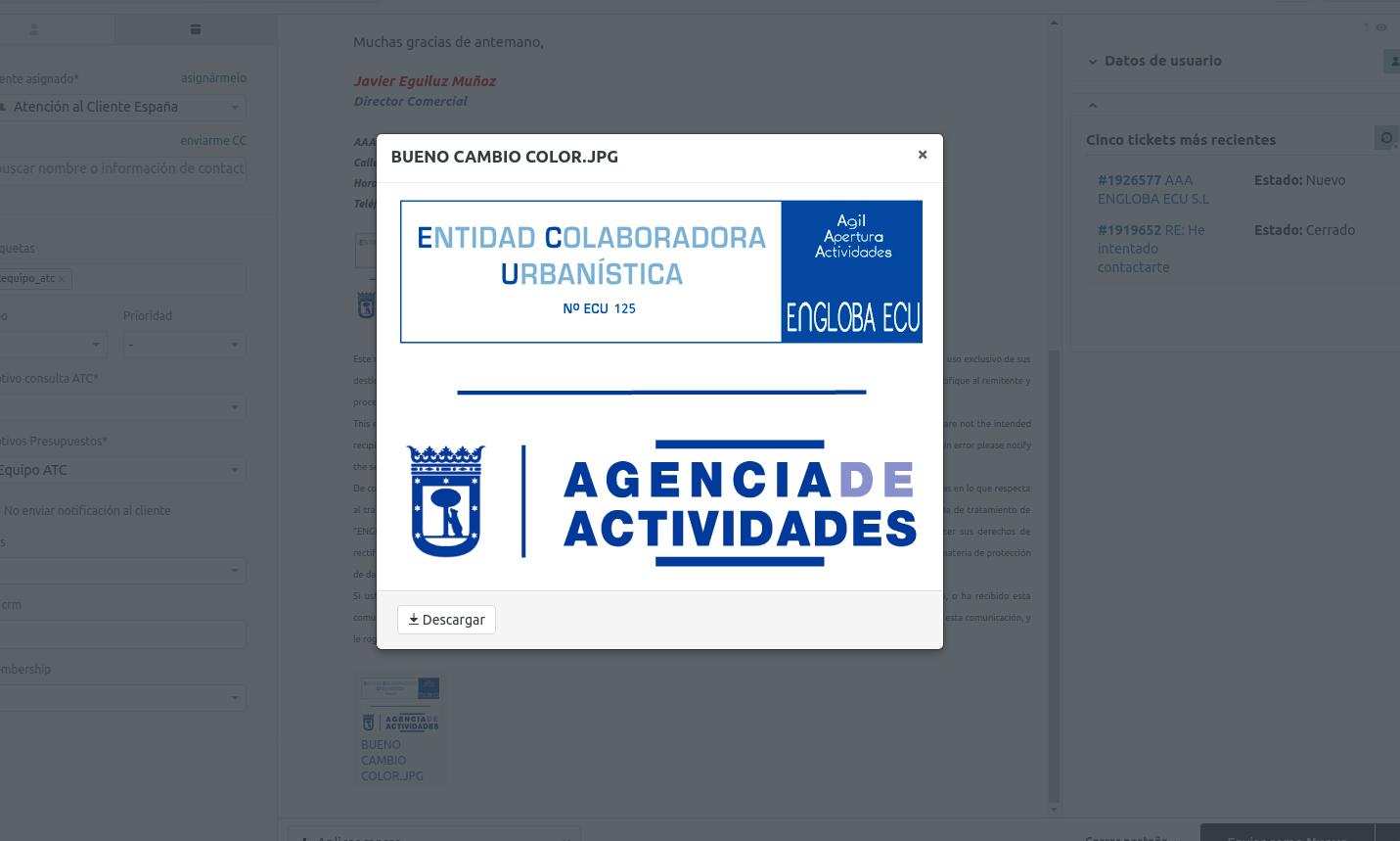 Licencias Urbanisticas