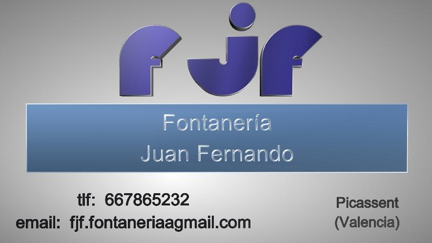 Fontanería Juan Fernando