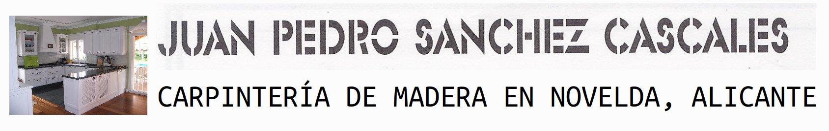 Carpintería Juan Pedro Sánchez Cascales