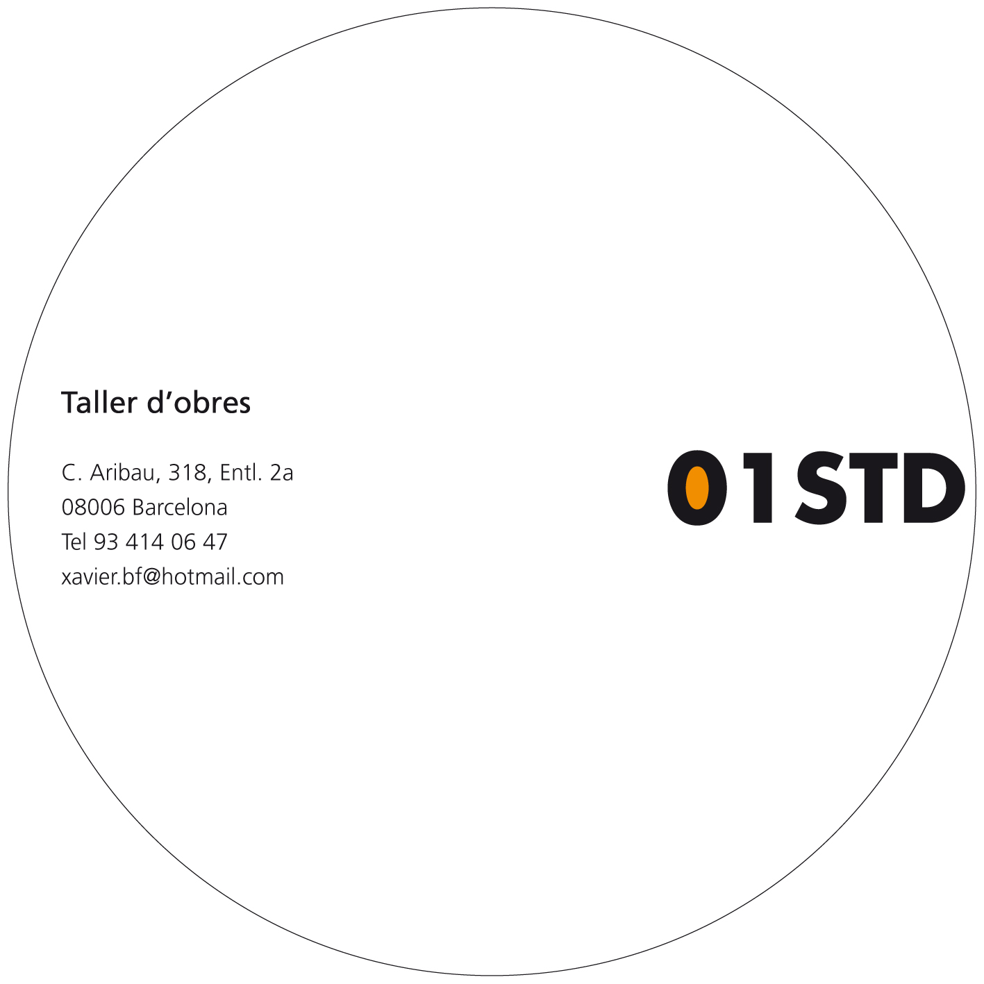 Taller De Obras 01std