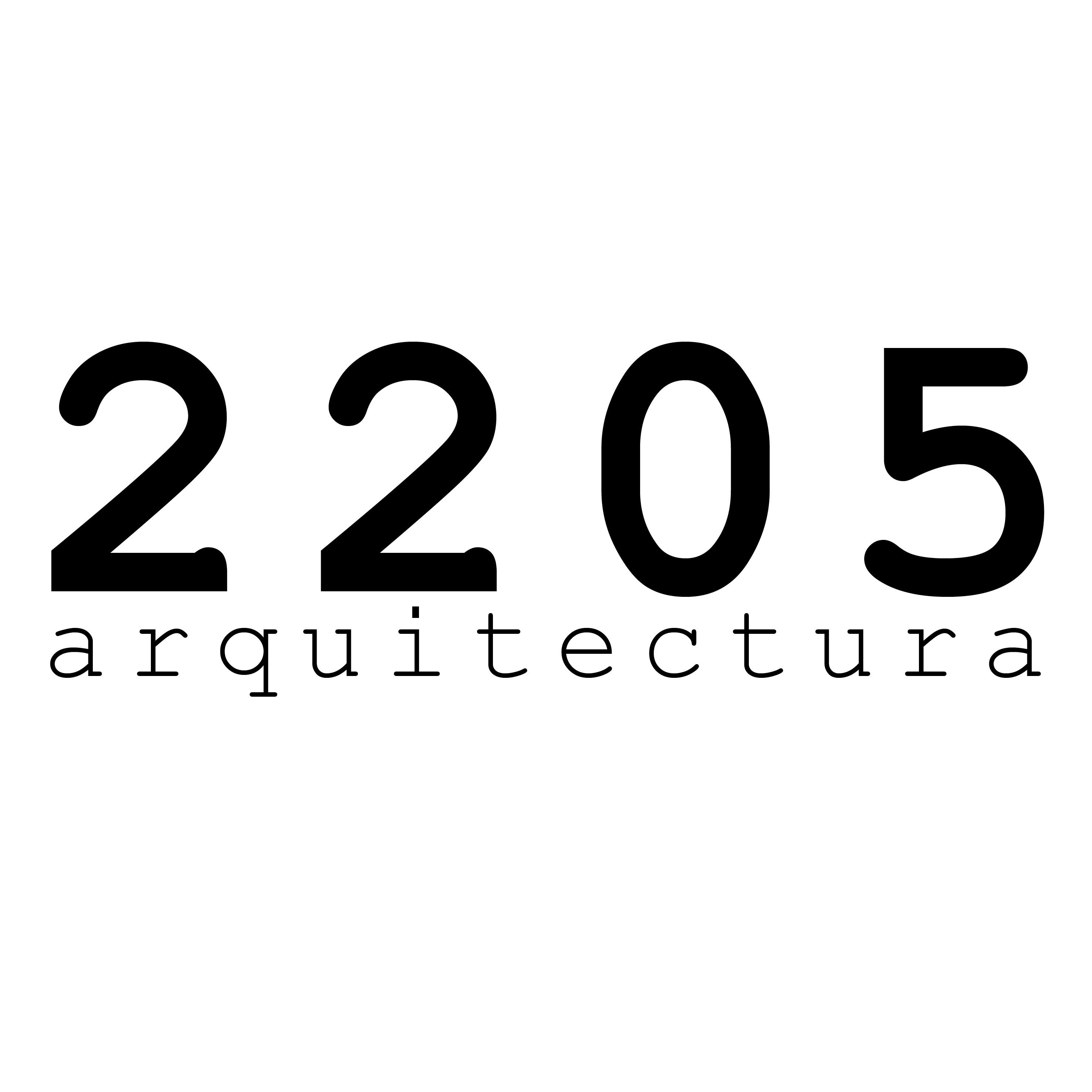 2205arquitectura