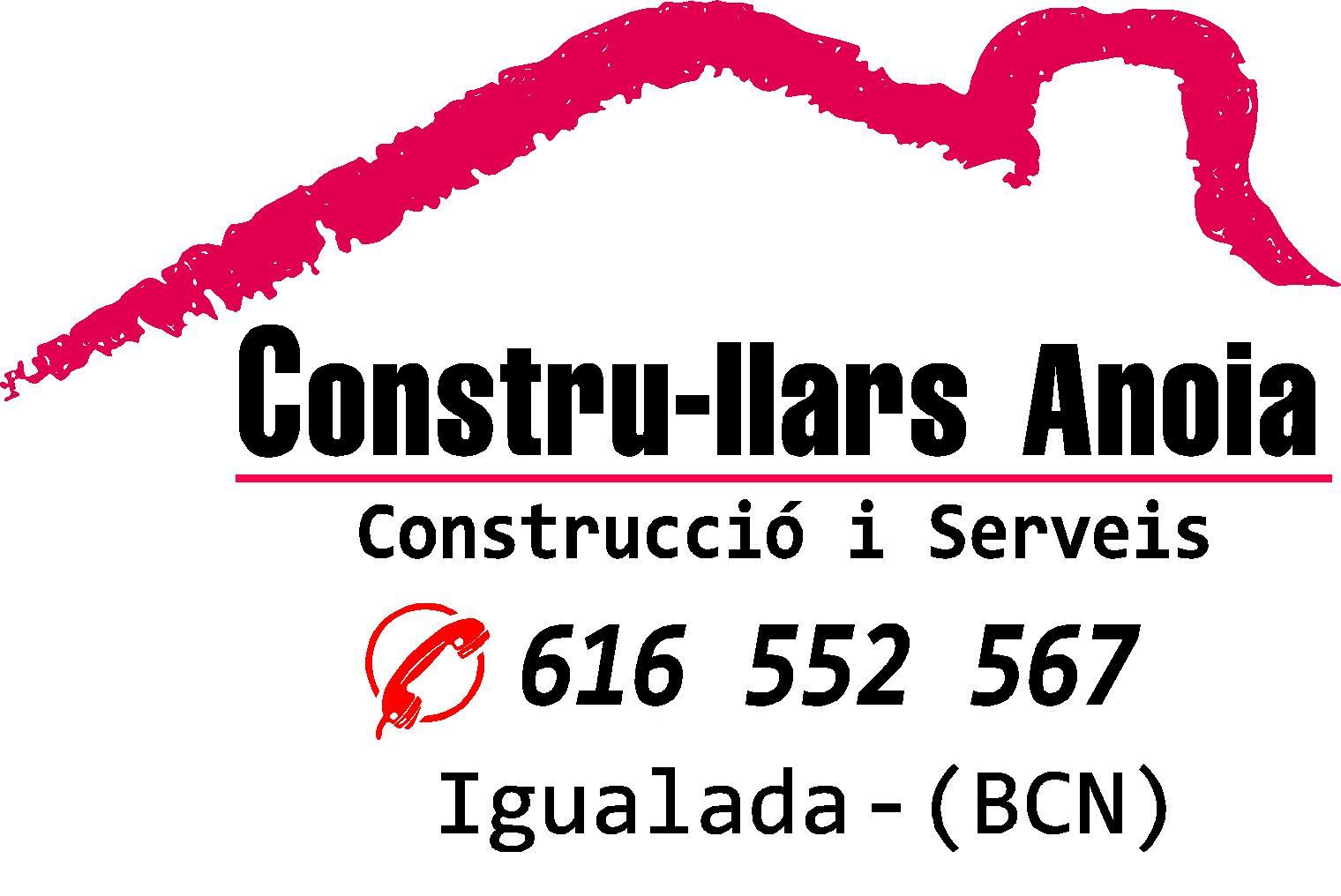 Constru-llars Anoia