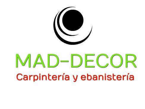 Mad-decor (carpintería Y Ebanistería)