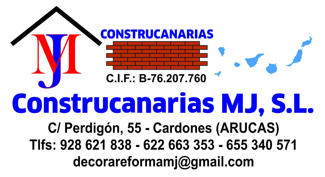 Construcciones Canarias mj