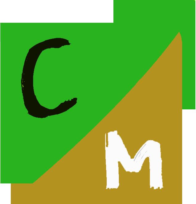 Césped Y Madera