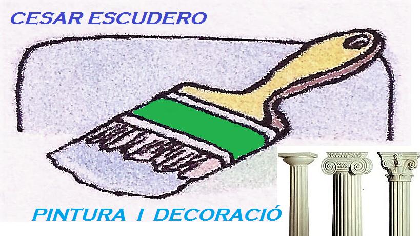 Cesar Escudero Pintura i Decoració
