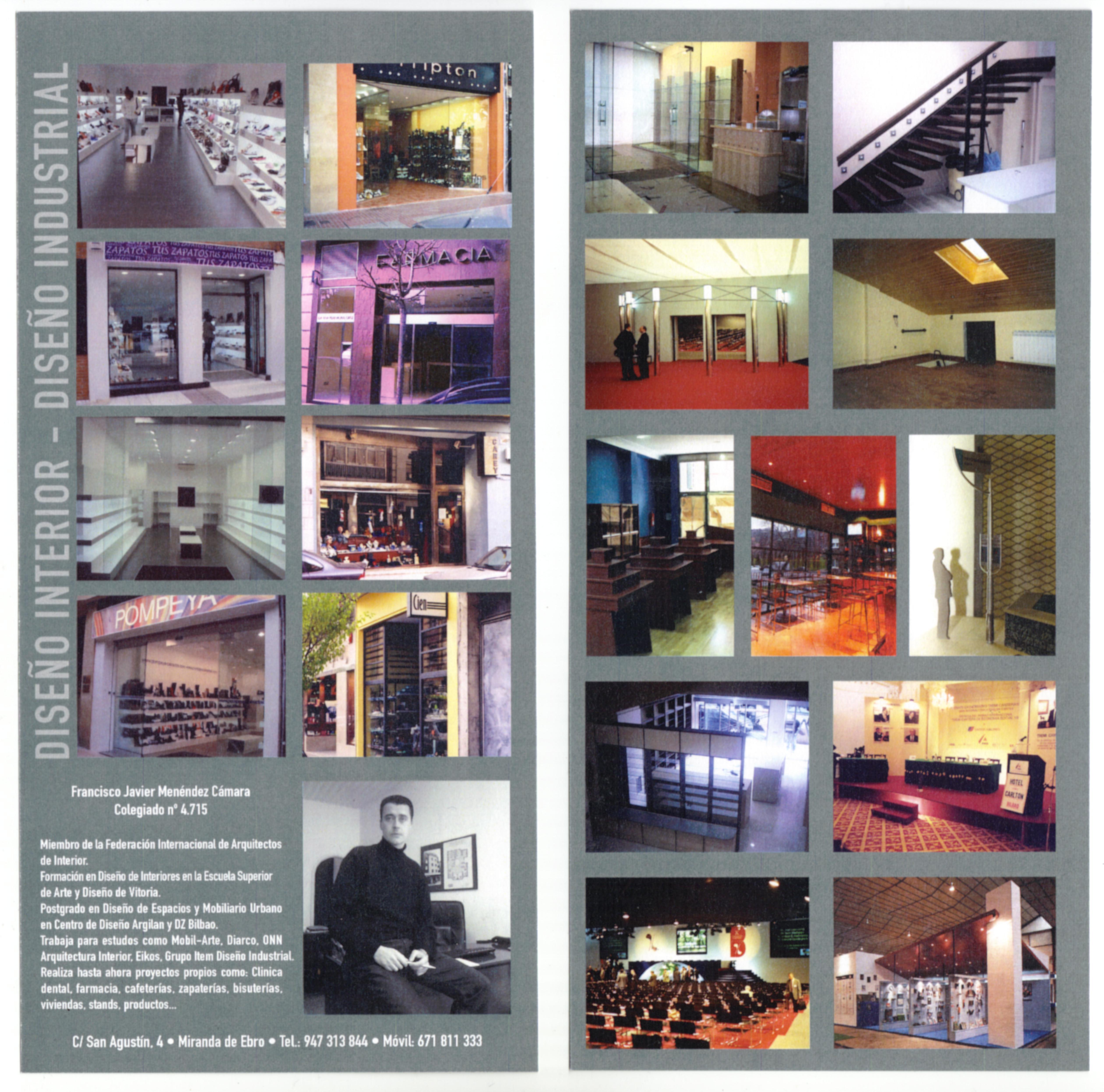 Diseño & Arquitectura Interior