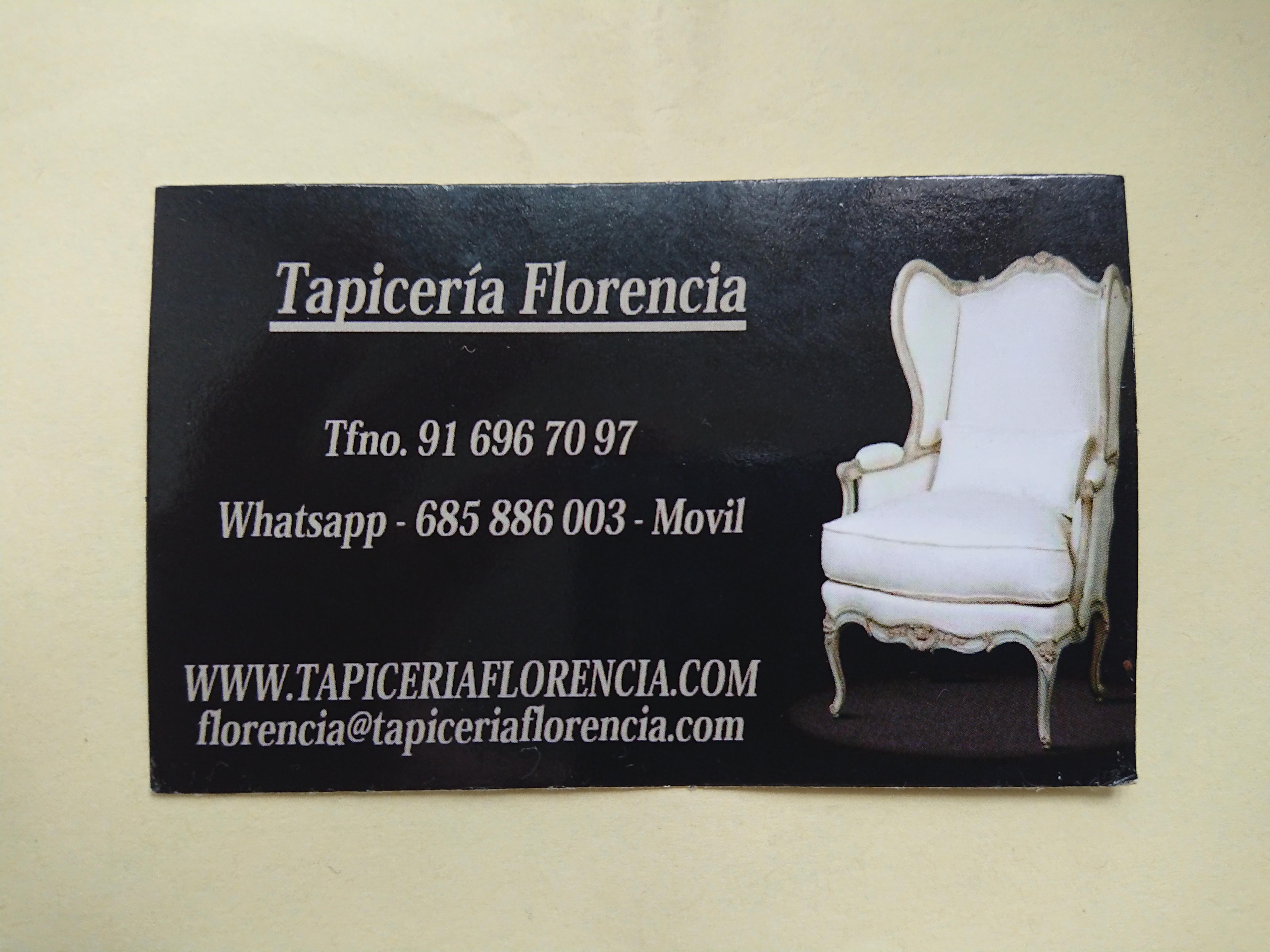 Tapiceria Florencia