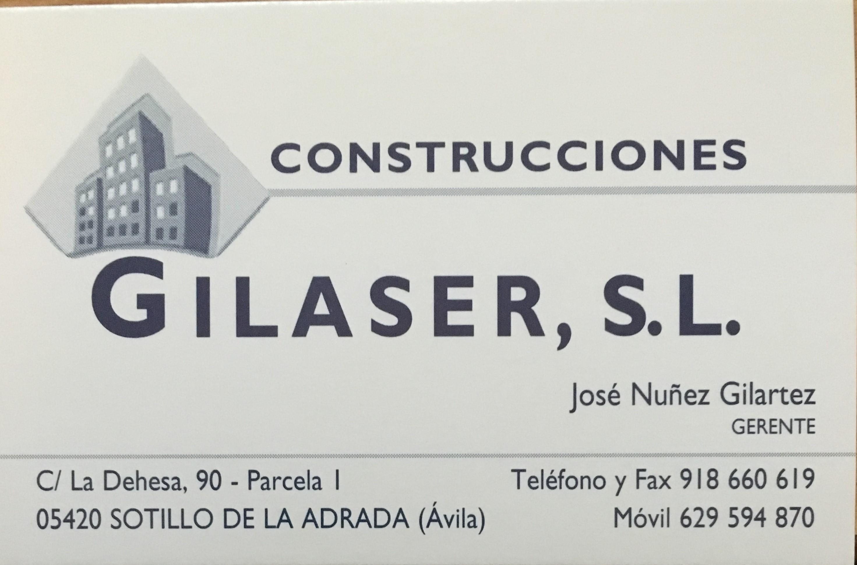 Construcciones Gilaser s l