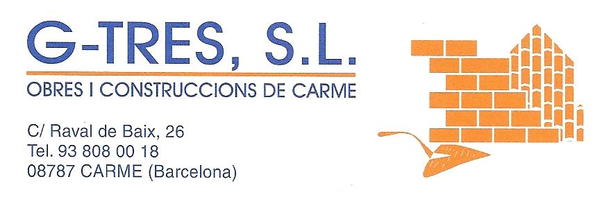 Construccions G-tres, SL