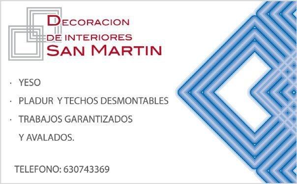Decoración De Interiores San Martin