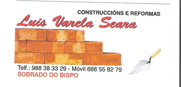 Construciones Y Reformas Luis Varela Seara