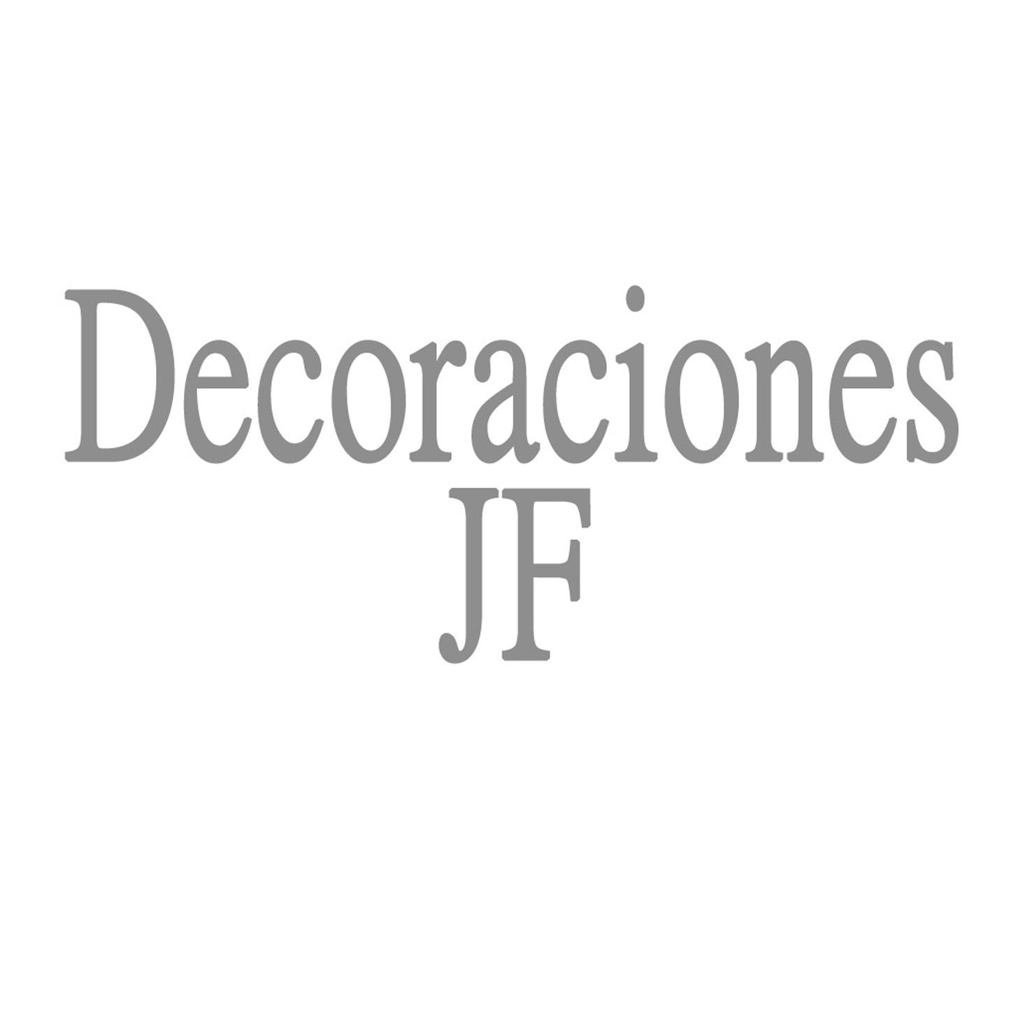 Decoraciones JF
