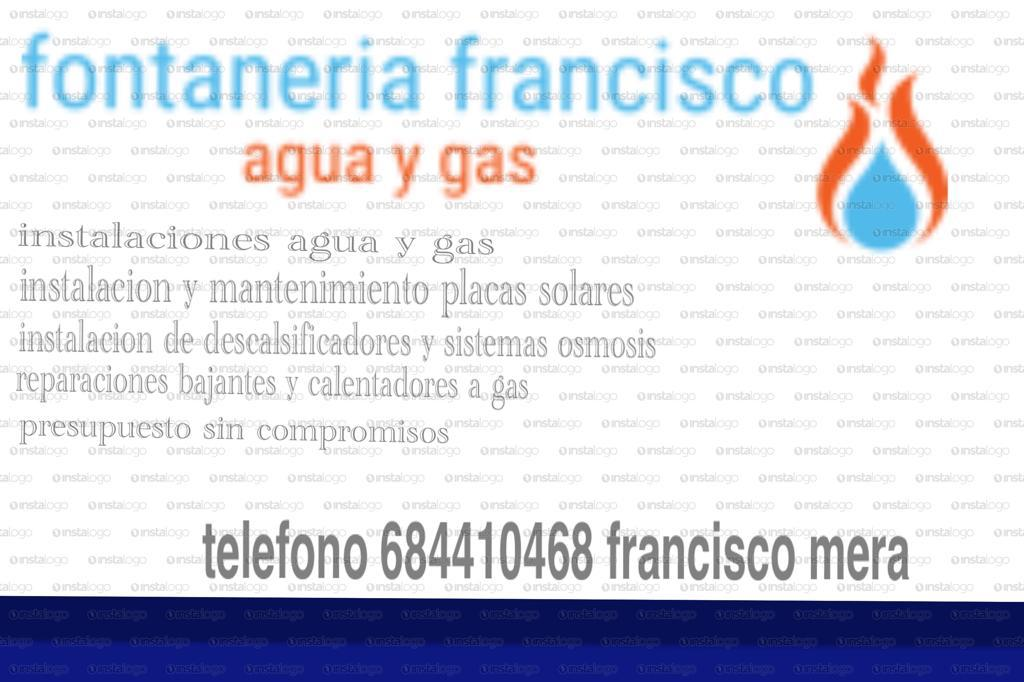 Fontanero Francisco