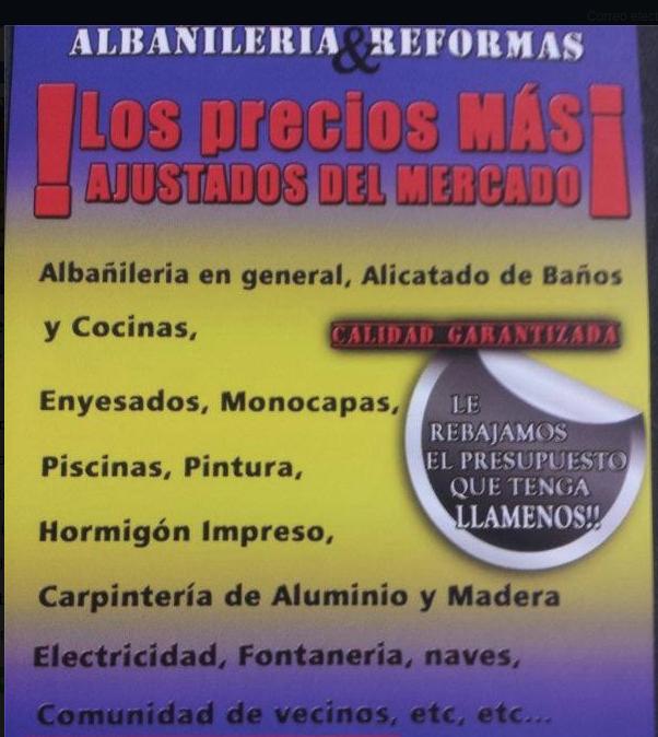 Reformas Hnos. Perez 1992 Sl