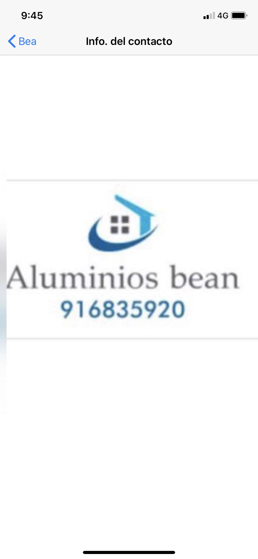Aluminiosbean S.l