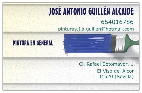 Jose Antonio Guillen Alcaide