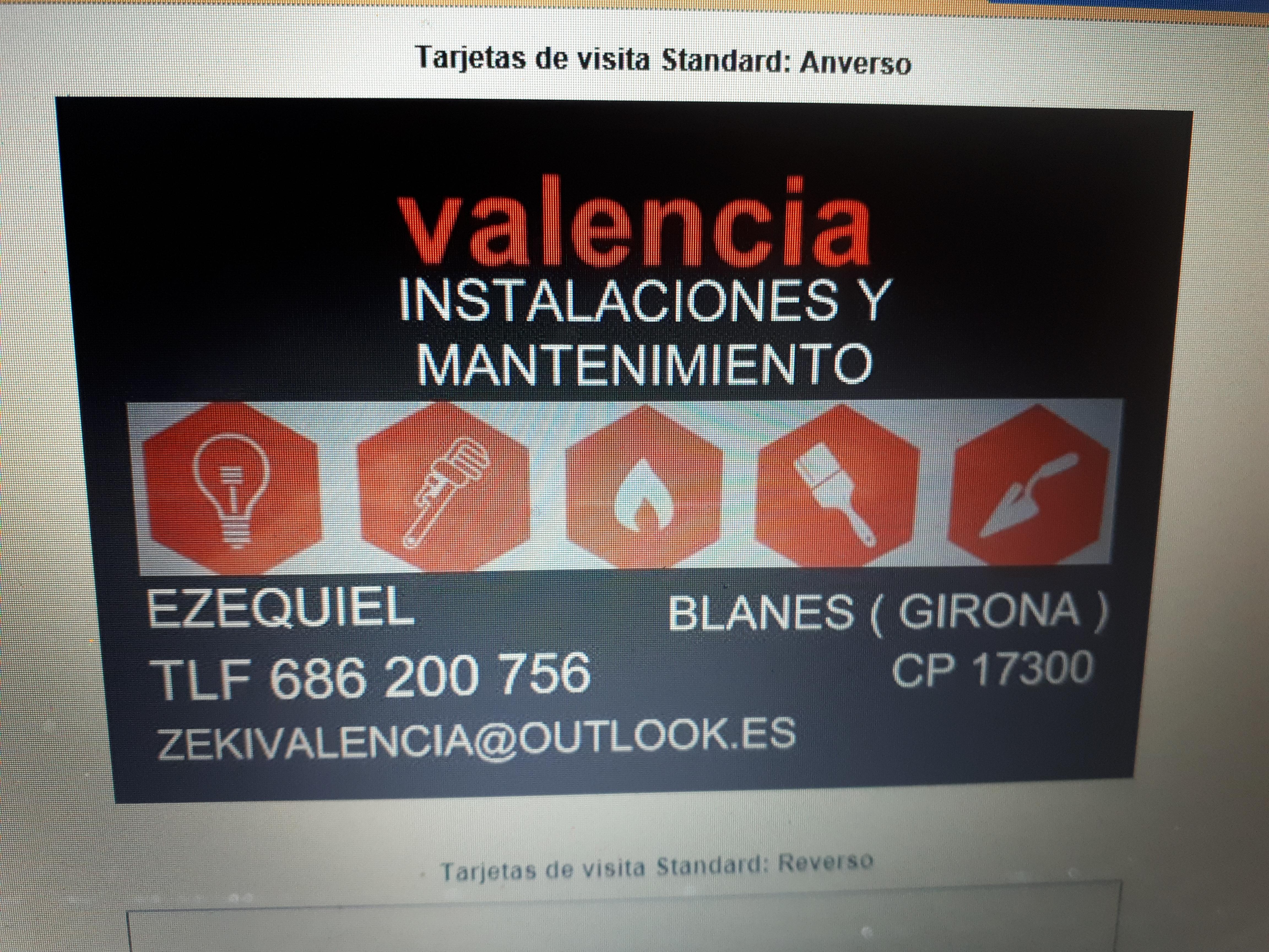 & Valencia&