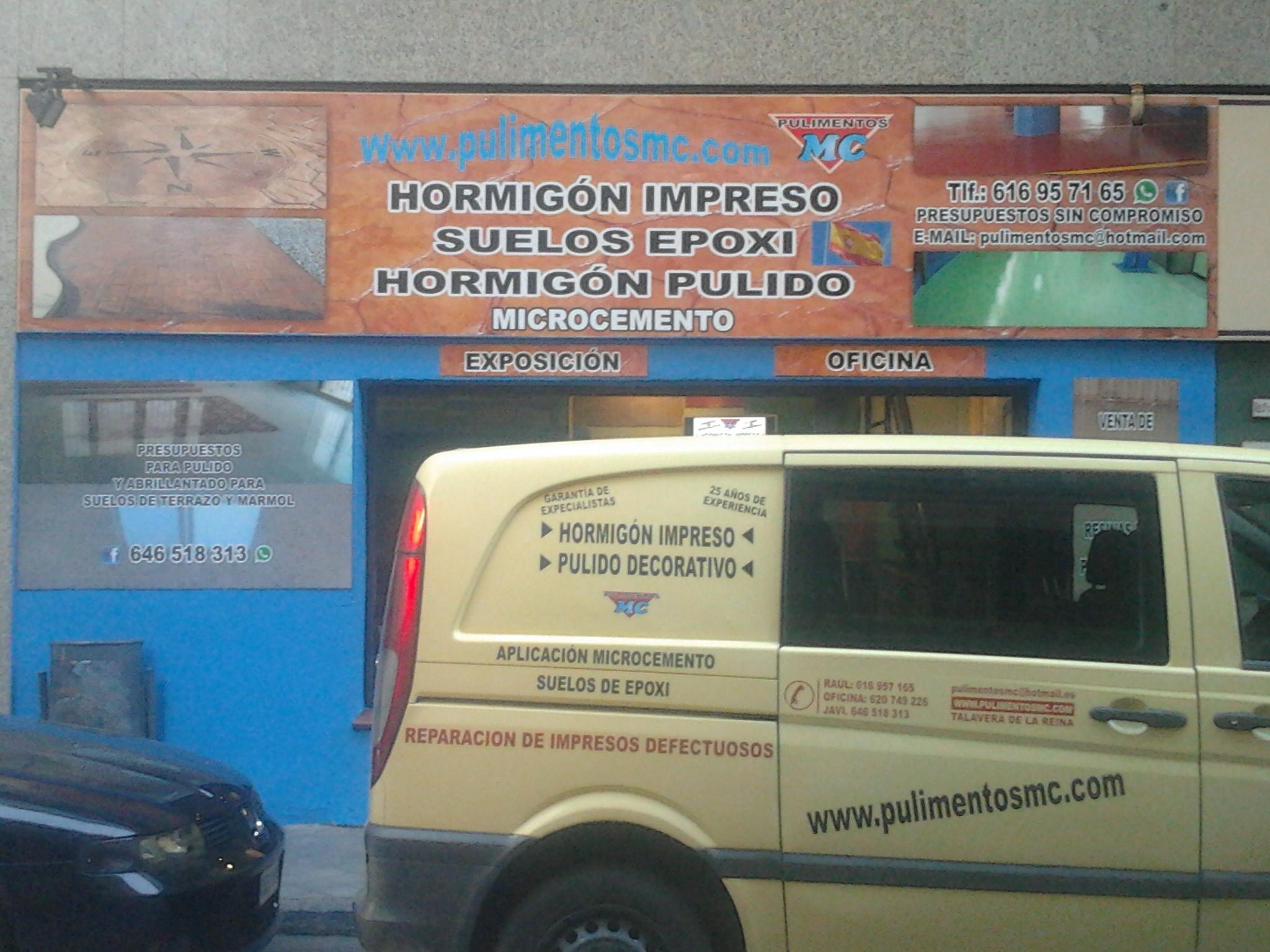 Hormigon Impreso Www.pulimentosmc.com