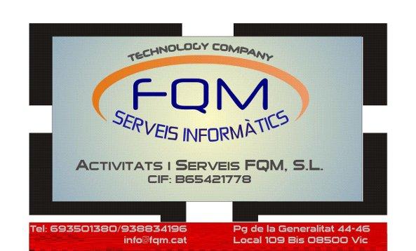 Serveis I Manteniments Informatics Fqm S.l.