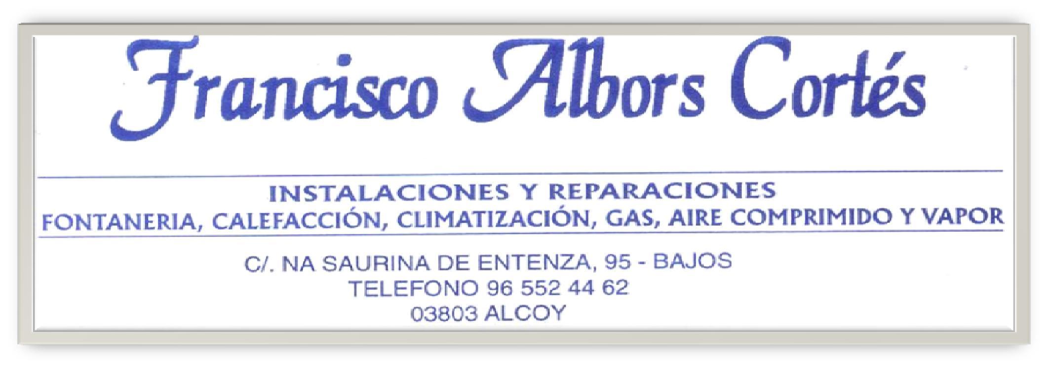 Francisco Albors Cortes