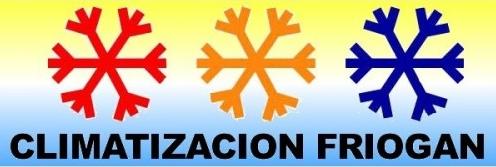 Climatización Friogan