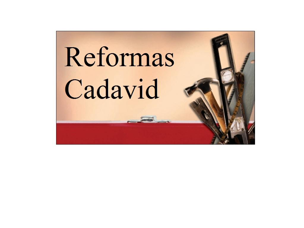 Reformas Alex Cadavid