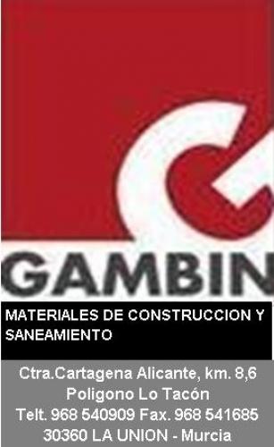 Materiales de Construcción Gambín