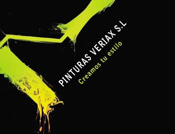 PINTURAS VERIAX S.L