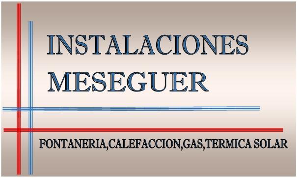 Instalaciones Meseguer