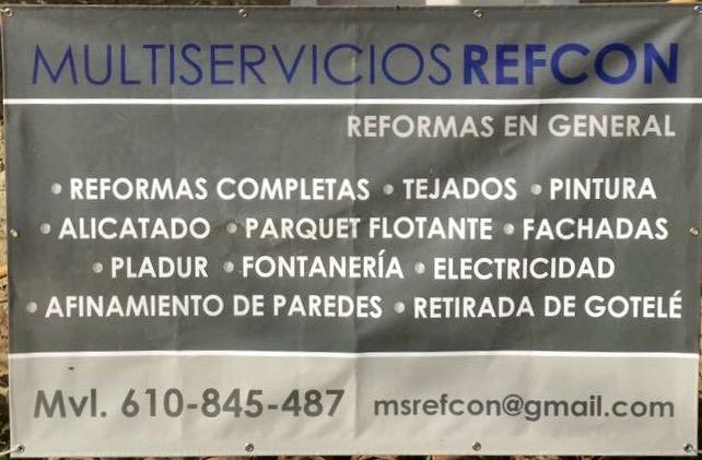 Multiservicios Refcon