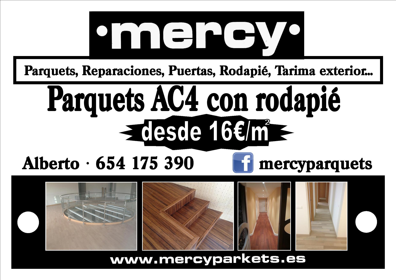 Mercy Parkets