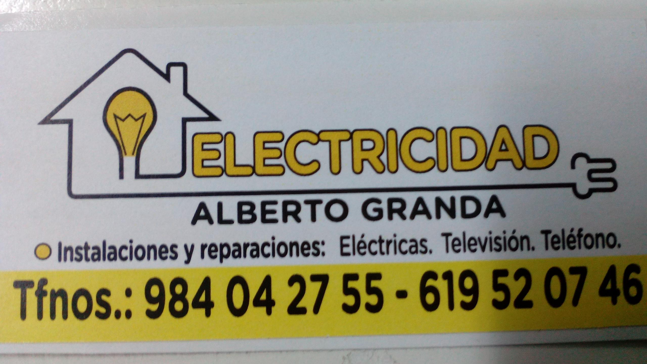 Alberto Granda Electricidad