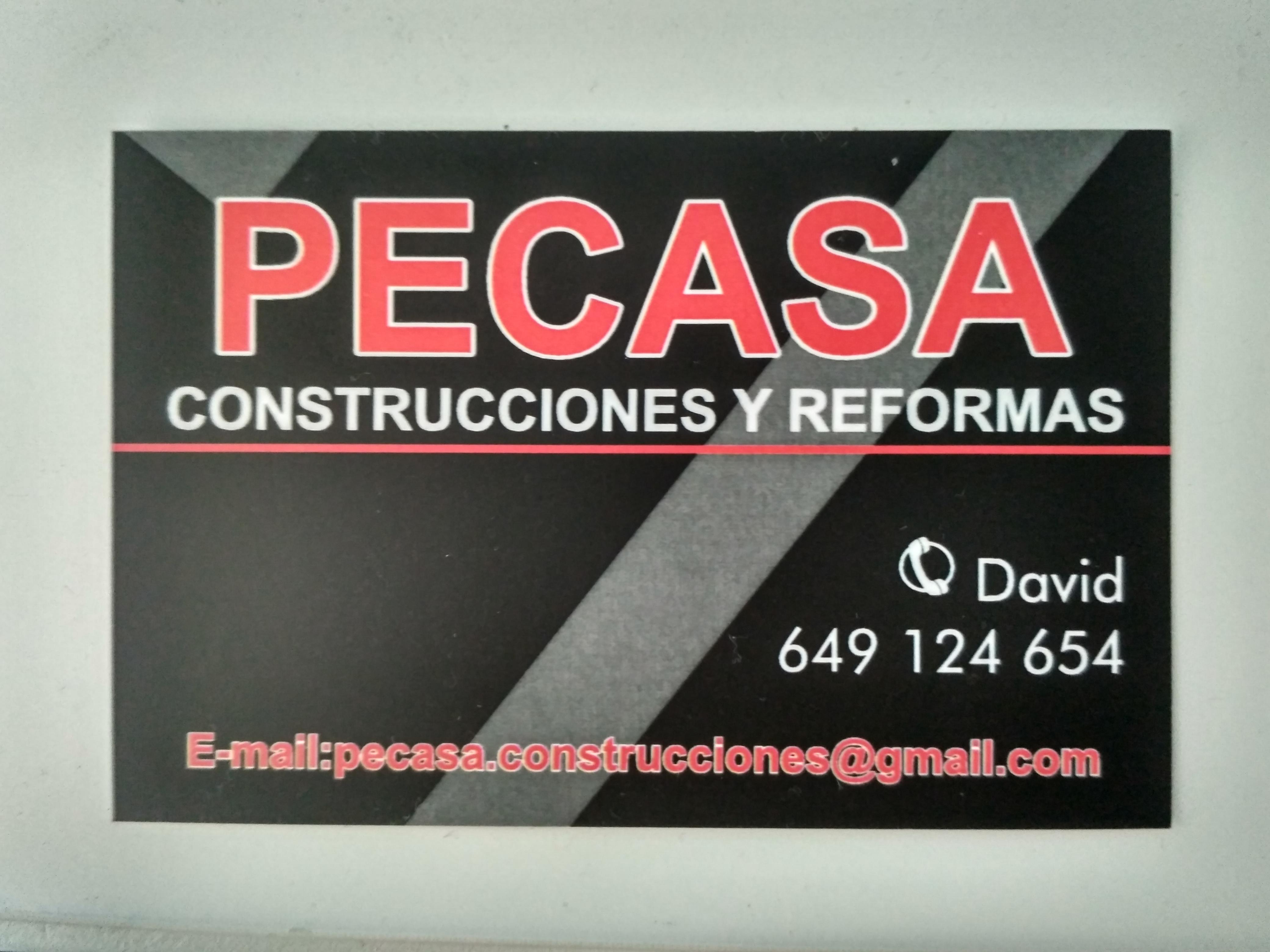 Pecasa Construcciones Y Reformas